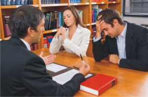 Mesa de dialogo en caso de divorcio